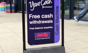 How to Advertise Using your Shop Front